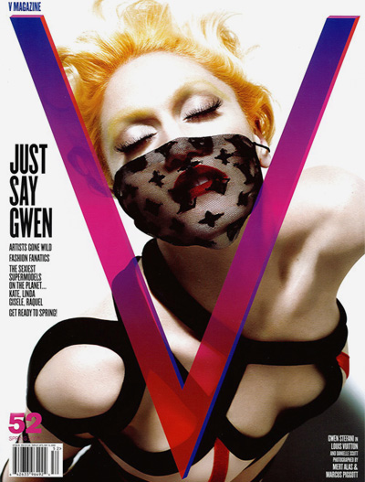 Gwen Stefani - V Magazine