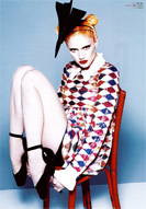 Gwen Stefani - V Magazine