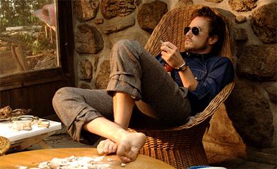 Heath Ledger em Não Estou Lá