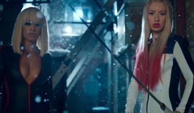 Iggy Azalea & Rita Ora - Black Widow