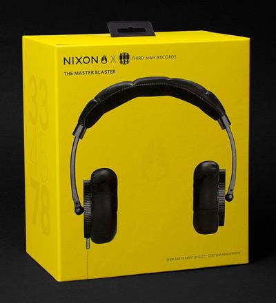 Nixon Third Man Headphones