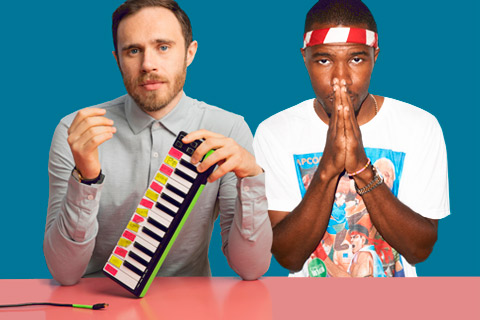 James Vincent McMorrow & Frank Ocean