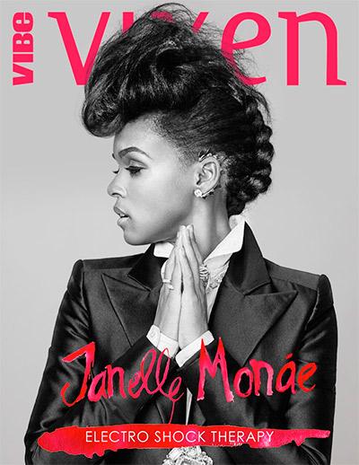 Janelle Monáe - Vibe Vixen