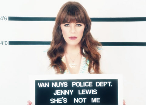Jenny Lewis - She's Not Me