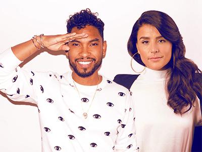 Miguel & Jessie Ware
