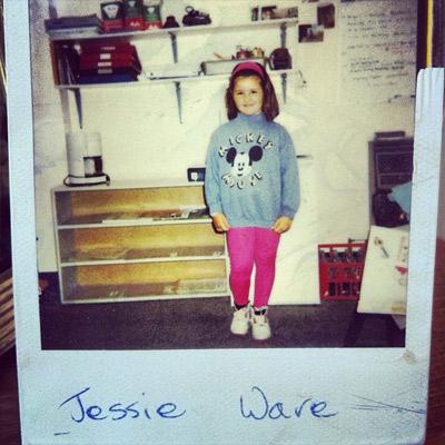 Jessie Ware - Instagram