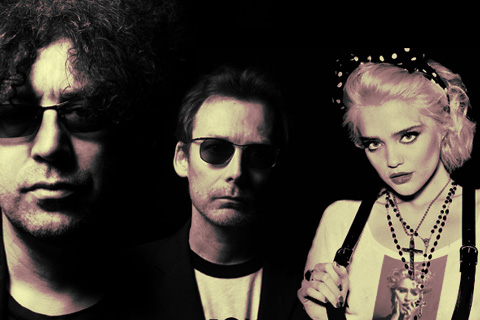 The Jesus and Mary Chain & Sky Ferreira