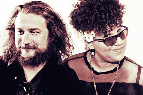 Jim James & Brittany Howard