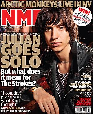 Julian Casablancas - NME
