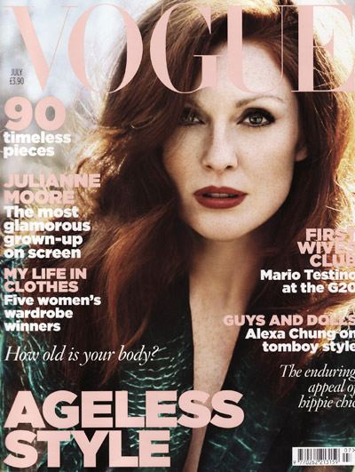 Julianne Moore - Vogue