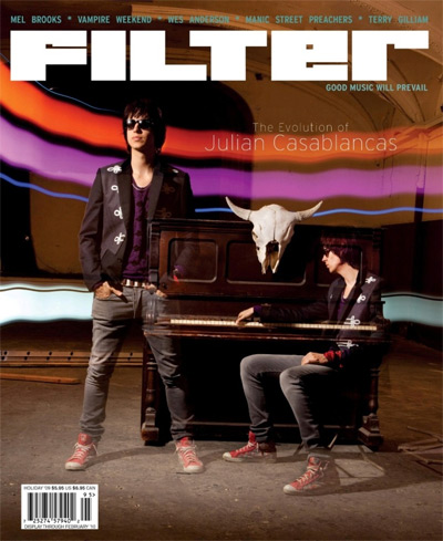 Julian Casablancas - Filter