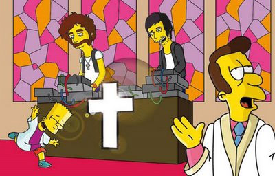 Justice - Simpsons