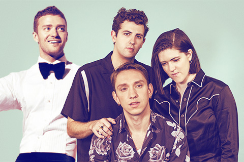 Justin Timberlake & The xx