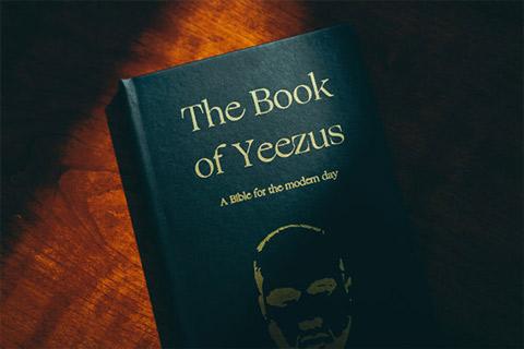 Kanye West Bíblia