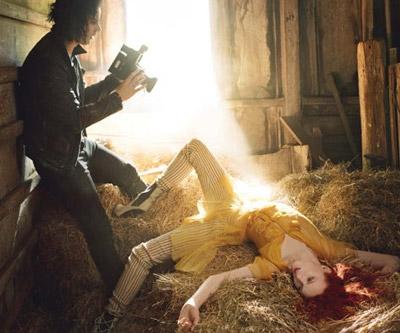 Jack White + Karen Elson - Vogue