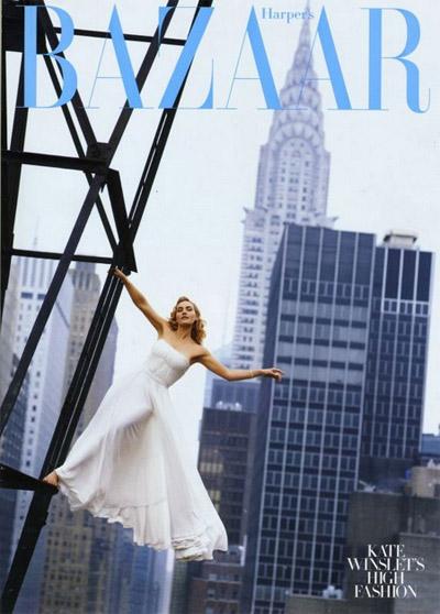Kate Winslet - Harper´s Bazaar