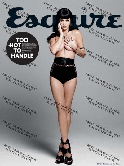 Katy Perry - Esquire