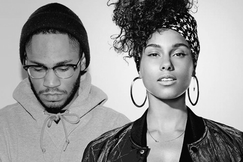 KAYTRANADA & Alicia Keys