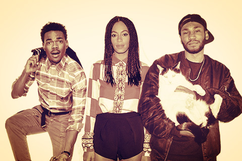 Chance the Rapper, Solange & KAYTRANADA