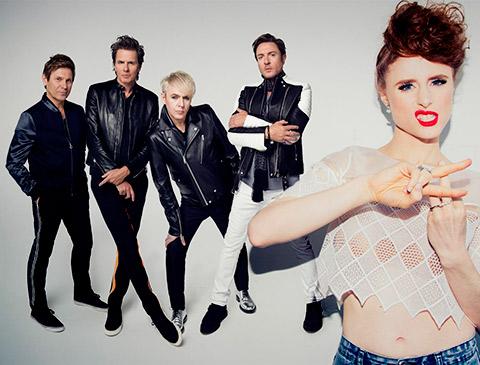 Duran Duran & Kiesza