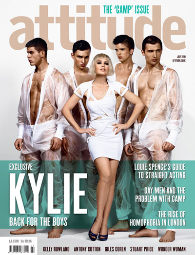 Kylie Minogue - Attitude