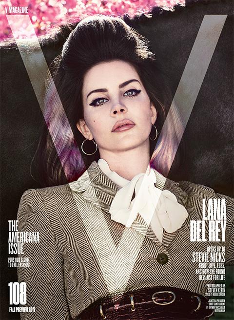 Lana Del Rey - V Magazine