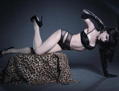 Juliette Lewis - Blackbook