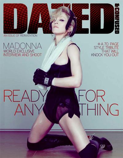 Madonna - Dazed & Confused