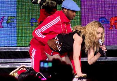 Madonna - São Paulo 20/12