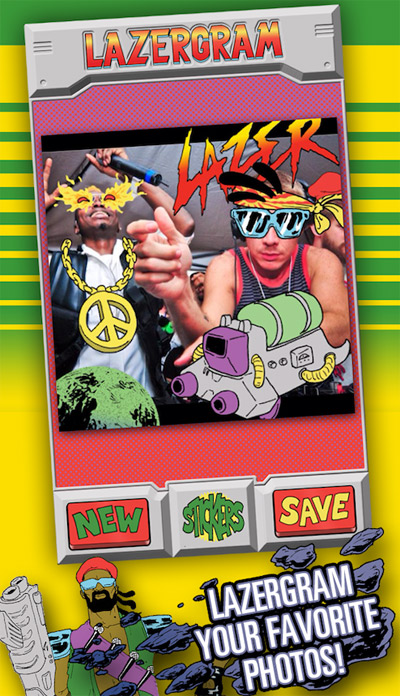 Major Lazer App