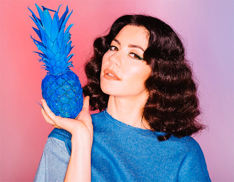 Marina and the Diamonds - Blue