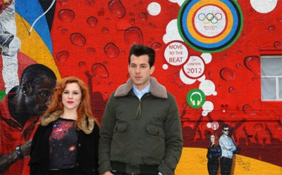 Katy B & Mark Ronson