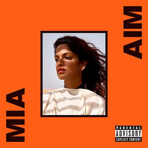 M.I.A. - A.I.M.