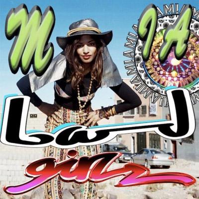 M.I.A. - Bad Girlz