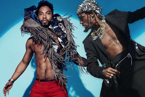 Miguel & Travis Scott