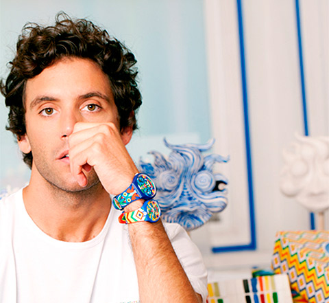 Mika - Swatch