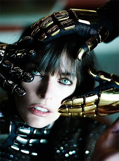 Daft Punk & Milla Jovovich