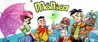 Turma da Mônica - Mangá
