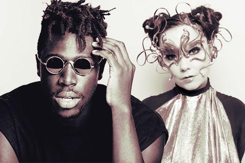 Moses Sumney & Björk