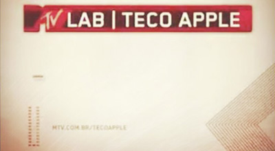 MTV LAB teco apple