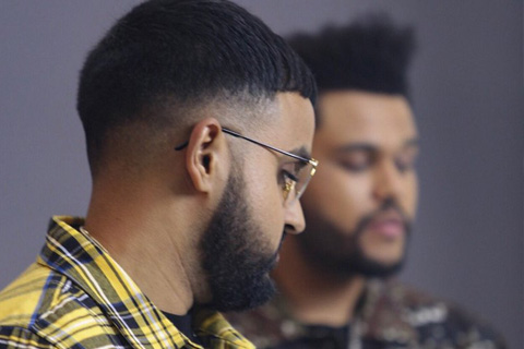 NAV & The Weeknd - Some Way