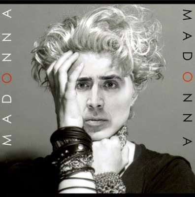 Nicolas Cage Cover