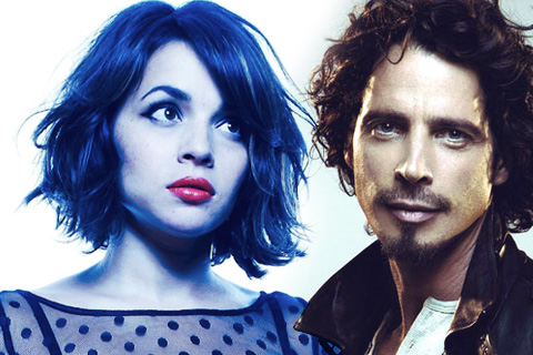 Norah Jones & Chris Cornell