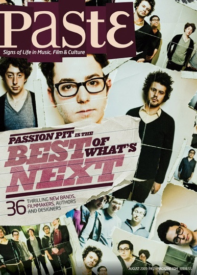 Passion Pit - Paste Magazine