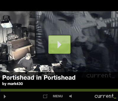 Portishead in Portishead - Current TV