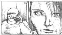 Porto dos Mortos - Storyboard #3