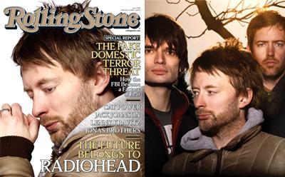 Radiohead - Rolling Stone