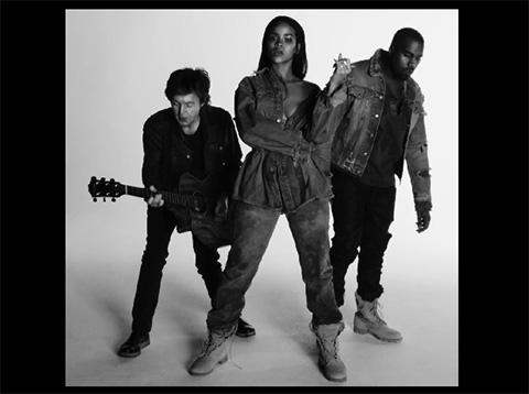 Rihanna - FourFiveSeconds