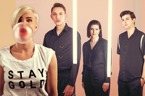Robyn & The xx