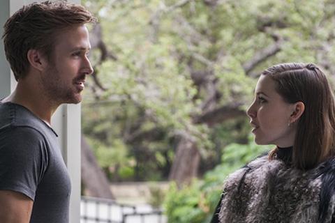 Ryan Gosling & Lykke Li